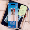 Uni-ball On Point One Purpose Gel Pen 3 Pack